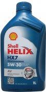SHELL HELIX HX7 PROFESSIONAL AV 5W-30 - 1l