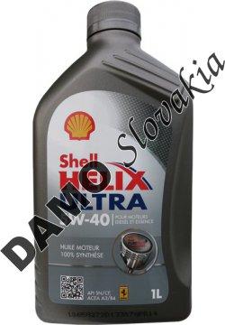 SHELL HELIX ULTRA 5W-40 - 1l