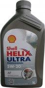 SHELL HELIX ULTRA PROFESSIONAL AF 5W-20 - 1l