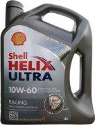 SHELL HELIX ULTRA RACING 10W-60 - 4l