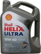 SHELL HELIX ULTRA RACING 10W-60 - 5l