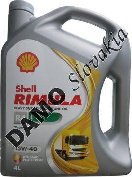 SHELL RIMULA R4 L 15W-40 - 4l