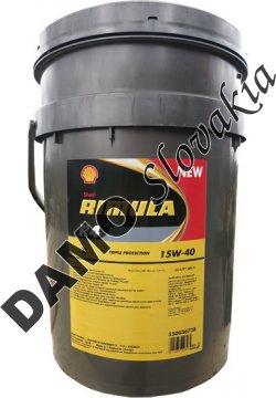 SHELL RIMULA R4 X 15W-40 - 20l