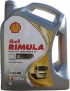 SHELL RIMULA R4 X 15W-40 - 5l