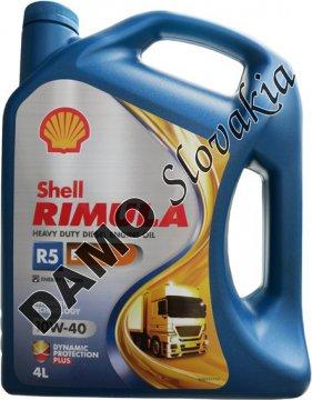SHELL RIMULA R5 E 10W-40 - 4l