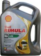 SHELL RIMULA R6 LME 5W-30 - 4l