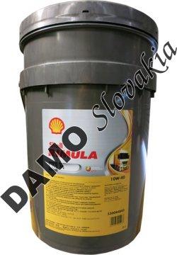 SHELL RIMULA R6 M 10W-40 - 20l