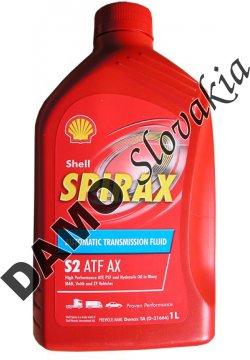 SHELL SPIRAX S2 ATF AX - 1l