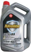 TEXACO Havoline Ultra S 5W-40 - 4l