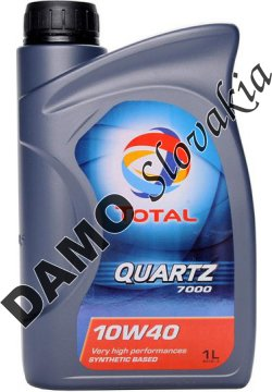TOTAL QUARTZ 7000 10W-40 - 1l