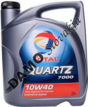 TOTAL QUARTZ 7000 10W-40 - 5l