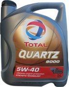 TOTAL QUARTZ 9000 5W-40 - 5l