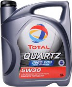 TOTAL QUARTZ INEO ECS 5W-30 - 5l
