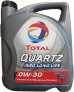 TOTAL QUARTZ INEO LONG LIFE 0W-30 - 5l