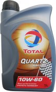TOTAL QUARTZ RACING 10W-60 - 1l