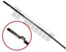 Dierovaná spona - 40 - 110 mm, L = 370 mm