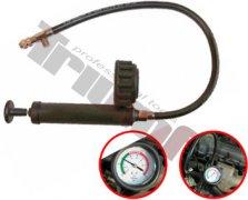 Pumpa na testovanie tlaku chladiča
