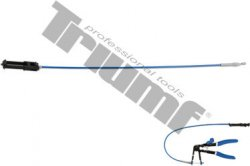 Bowden na hadicové spony, dĺžka 635mm, rozsah 0mm-24mm pre kliešte PK 39630