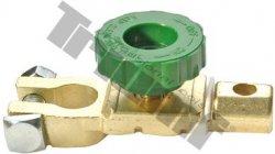 Adaptér pre kontakty autobatérie, odpojovač kontaktov