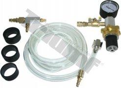 Prístroj na napĺňanie chladiacej kvapaliny podtlakom