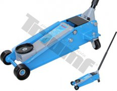 Hydraulický zdvihák, nosnosť 3t, dvojita pumpa,min/max pracovná výška 120/460mm