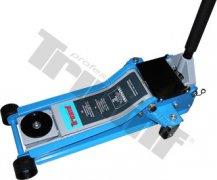Nízkoprofilový dielenský zdvihák, nosnosť: 3 t, dvojita pumpa, min./max. pracovná výška: