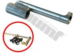 Adaptér k stláčaniu ventilových pružín