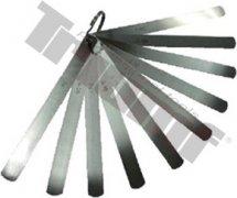 Špárové mierky 11 dielna sada (0,03 - 0,5mm)