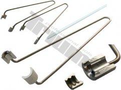 Prípravok s magnetom na vkladanie ventilových podložiek, 3 ks