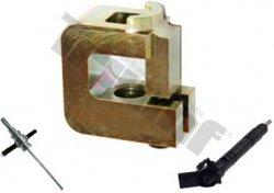 Adaptér na demontáž piezoelektrických vstrekovačov.