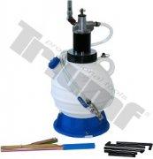 Manuálna pumpa na výmenu oleja v prevodovkách, 5 adaptérov