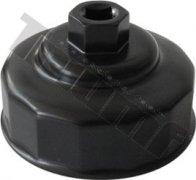 Hlavica na olejové filtre - 74 mm / 14 hran