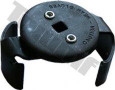 Dvojramenný nastaviteľný kľúč na olejové filtre Ø 80 - 98 mm