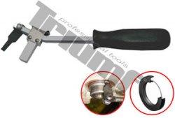 Prípravok-páka na demontáž tesnení (gufier) , plus náhradný hák