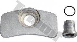 Adaptér k pneumatickému zatláčaču brzdových platničiek