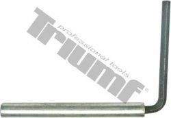 Klúč inbus 7 mm, pre brzdové unášače