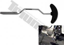 Montážny centrovací prípravok na spojky DSG pre montáž/demontáž