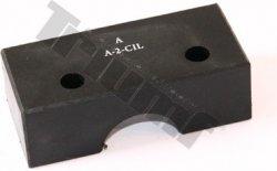 Aret. kocka vačkového hriadeľa (1ks) farba čierna, použitie Fiat Brava/Bravo, lancia Y10 1.4