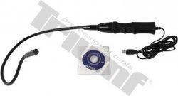 Endoskop s pripojením na monitor, sonda Ø 14 mm