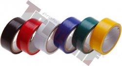 Izolačné pásky, 6 rôznych farebných prevedení