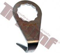 Náhradný nôž 18 mm, zahnutý