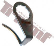 Náhradný nôž 36 mm, zahnutý