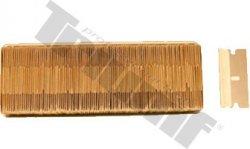 Priemyselná žiletka jednostranná, 100 kusov