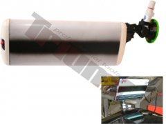 Prenosné mini svietidlo s prísavkou Ø 75 mm, 12 V