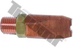 Elektróda k unispoteru pre naváranie vlniek