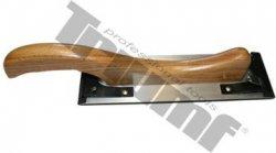 Drevený karosársky hoblík na tmel, 27 cm