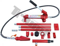 Hydraulická rozpínacia súprava 200 x 150 cm, 4t kapacita