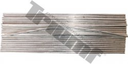 Bezolovnatá cínová tyčka Ø7,5 x 500 mm, 1 ks