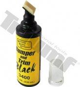 Farba na nárazníky čierna 236 ml