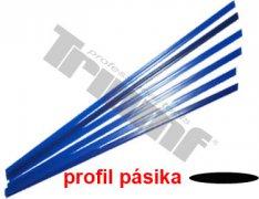 Pásik polyetylénový modrý, 1.5 m